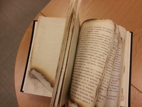 Taip atrodė dalis dokumentų, kurie buvo restauruoti.