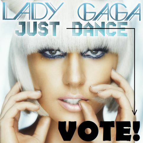 """""""Eikite balsuoti, dėl dievo meilės!"""" - jums sako Lady Gaga."""
