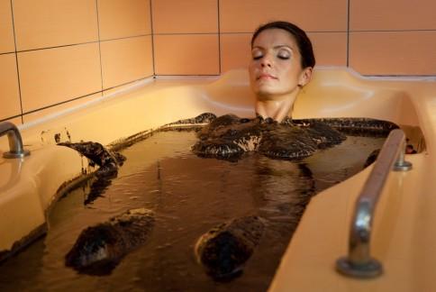 Purvo vonios - būtina išbandyti. Nuotrauka iš www.sanatorija.lt